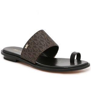 MICHAEL Michael Kors August Flat Sandal 7